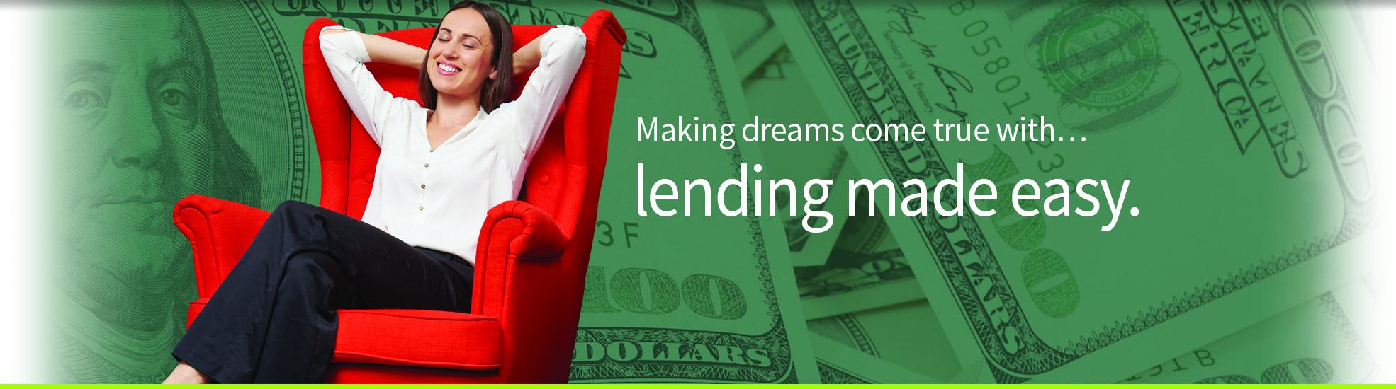 Lending Made Easy